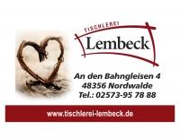Lembeck_Tischlerei